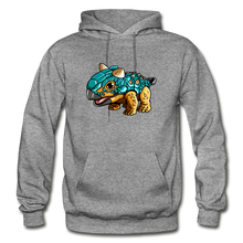 Load image into Gallery viewer, Bumpy - Heavy Blend Hoodie - graphite heather