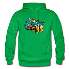 Load image into Gallery viewer, Bumpy - Heavy Blend Hoodie - kelly green
