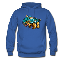 Load image into Gallery viewer, Bumpy - Midweight Hoodie - royal blue