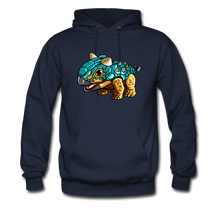 Load image into Gallery viewer, Bumpy - Midweight Hoodie - navy