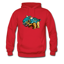 Load image into Gallery viewer, Bumpy - Midweight Hoodie - red