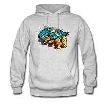 Load image into Gallery viewer, Bumpy - Midweight Hoodie - ash