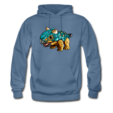 Load image into Gallery viewer, Bumpy - Midweight Hoodie - denim blue
