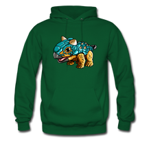 Load image into Gallery viewer, Bumpy - Midweight Hoodie - forest green