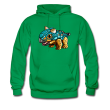 Load image into Gallery viewer, Bumpy - Midweight Hoodie - kelly green