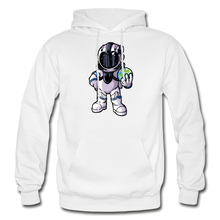 Load image into Gallery viewer, Rocketman - Heavy Blend Hoodie - white