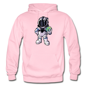 Rocketman - Heavy Blend Hoodie - light pink