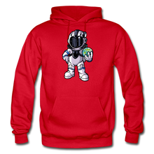 Load image into Gallery viewer, Rocketman - Heavy Blend Hoodie - red