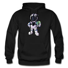 Load image into Gallery viewer, Rocketman - Heavy Blend Hoodie - black