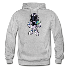 Load image into Gallery viewer, Rocketman - Heavy Blend Hoodie - heather gray