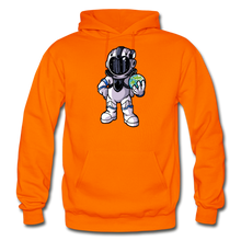 Load image into Gallery viewer, Rocketman - Heavy Blend Hoodie - orange