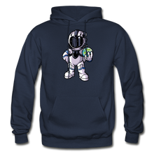 Load image into Gallery viewer, Rocketman - Heavy Blend Hoodie - navy
