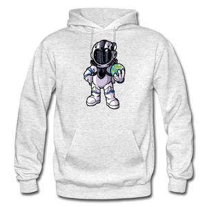 Rocketman - Heavy Blend Hoodie - light heather gray