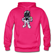 Load image into Gallery viewer, Rocketman - Heavy Blend Hoodie - fuchsia