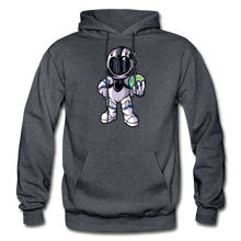 Load image into Gallery viewer, Rocketman - Heavy Blend Hoodie - charcoal gray