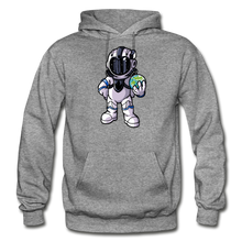 Load image into Gallery viewer, Rocketman - Heavy Blend Hoodie - graphite heather