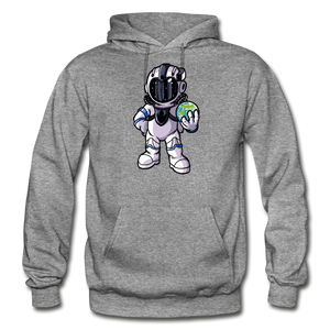 Rocketman - Heavy Blend Hoodie - graphite heather