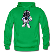 Load image into Gallery viewer, Rocketman - Heavy Blend Hoodie - kelly green