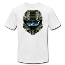 Load image into Gallery viewer, HMC Tribute Helmet - T-shirt - white
