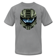 Load image into Gallery viewer, HMC Tribute Helmet - T-shirt - slate