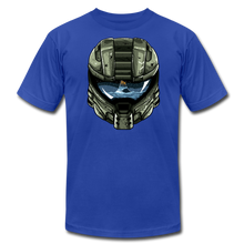 Load image into Gallery viewer, HMC Tribute Helmet - T-shirt - royal blue