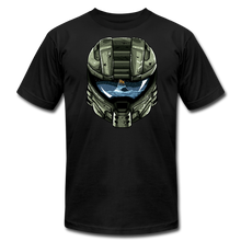 Load image into Gallery viewer, HMC Tribute Helmet - T-shirt - black