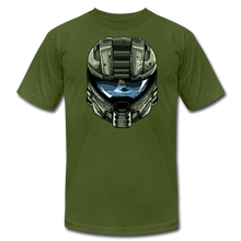 Load image into Gallery viewer, HMC Tribute Helmet - T-shirt - olive