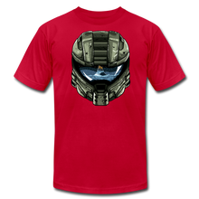 Load image into Gallery viewer, HMC Tribute Helmet - T-shirt - red