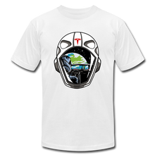 Load image into Gallery viewer, Starman Tribute T-shirt - white