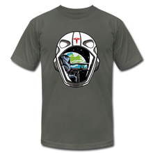 Load image into Gallery viewer, Starman Tribute T-shirt - asphalt
