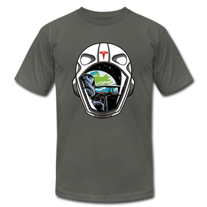 Starman Tribute T-shirt - asphalt