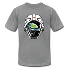 Load image into Gallery viewer, Starman Tribute T-shirt - slate