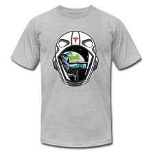 Load image into Gallery viewer, Starman Tribute T-shirt - heather gray