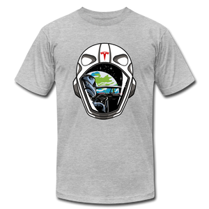 Starman Tribute T-shirt - heather gray