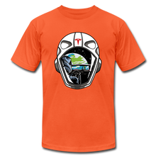 Load image into Gallery viewer, Starman Tribute T-shirt - orange