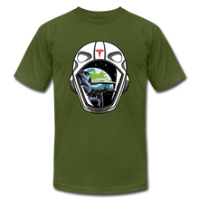 Load image into Gallery viewer, Starman Tribute T-shirt - olive