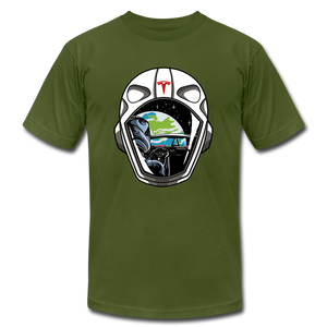 Starman Tribute T-shirt - olive