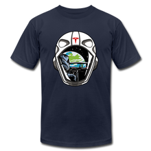 Load image into Gallery viewer, Starman Tribute T-shirt - navy