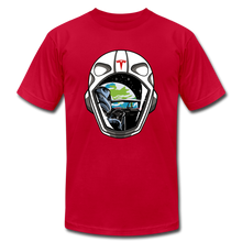 Load image into Gallery viewer, Starman Tribute T-shirt - red