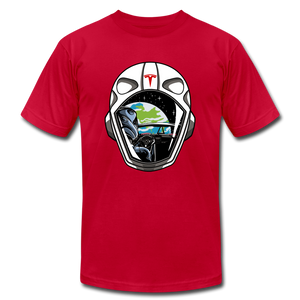 Starman Tribute T-shirt - red