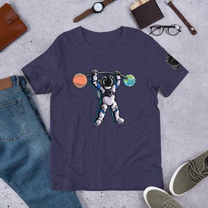 Astro Fit W = MG T-Shirt