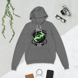 Event Horizon Hawking's Radiation Hoodie