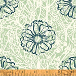 Handmaker by Natalie Barnes -  Mint with Teal