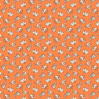 Fall Frolic - Kaye England - Camels and Elephants on Orange