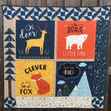 IN THE FOREST QUILT KIT