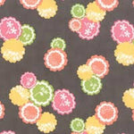Prairie by Corey Yoder - Moda - Doily Flower in Brown
