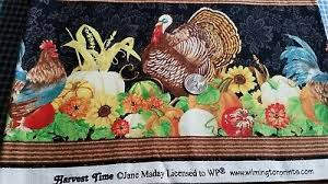 Harvest Time - Wilmington Prints - Thanksgiving