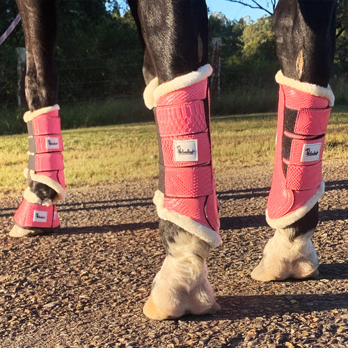 Blossom Tendon Boots - Limited Edition