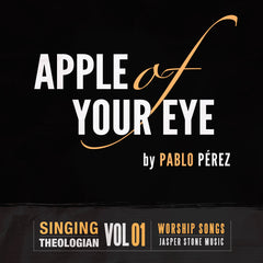 Worship: Apple of Your Eye (CD), by Pablo Perez
