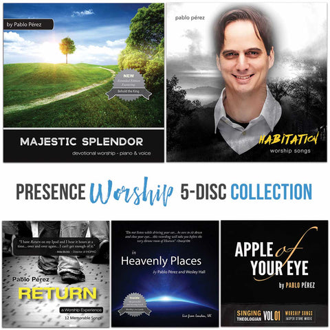 Presence Worship Collection (5-Disc Best-Selling Worship)